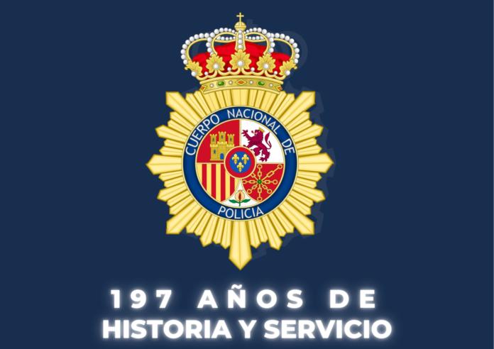 Aniversario del Cuerpo Nacional de Policía