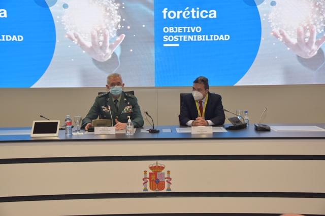 Esta colaboración se enmarca dentro del Protocolo General de Colaboración establecido en 2015