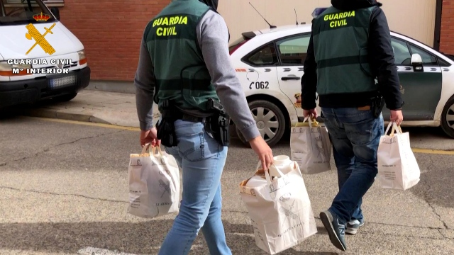 Incautados 23 kilos de speed en La Rioja y Navarra