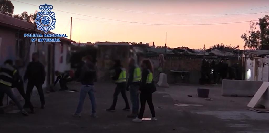 Operación conjunta de la Policía Nacional y la Policía Judicial de Portugal a través de la red ENFAST
