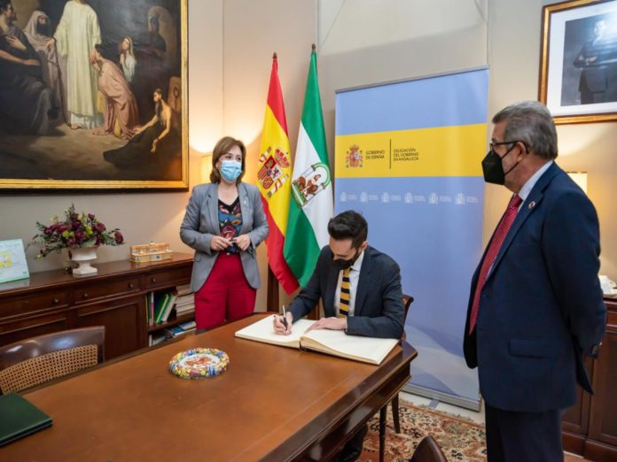 El secretario de Estado de Seguridad destaca la inversión del Ministerio del Interior en infraestructuras de seguridad en Andalucía