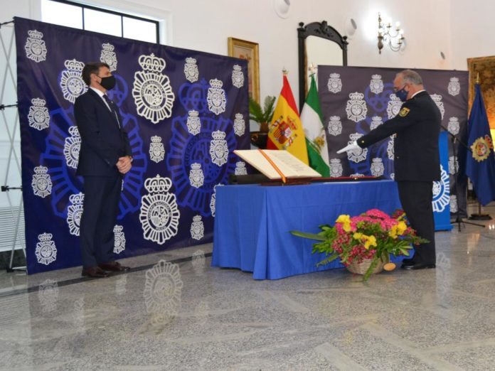 Ocupaba el cargo de comisario provincial de Jaén desde mayo de 2018
