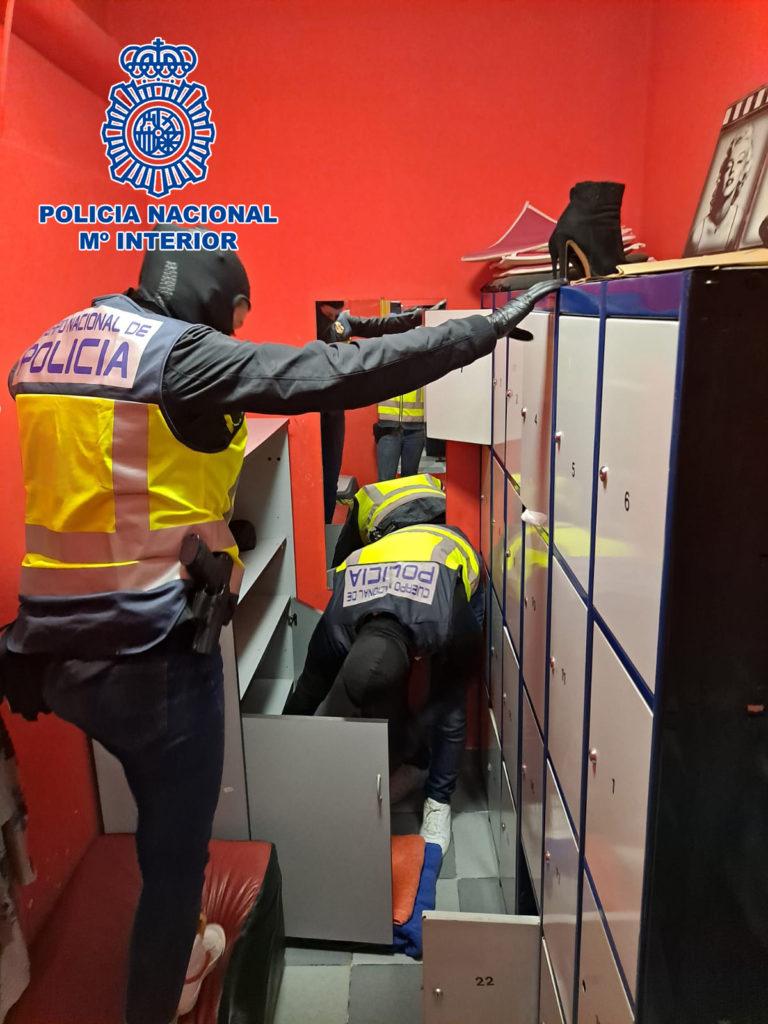 En una operación conjunta entre España y Rumanía