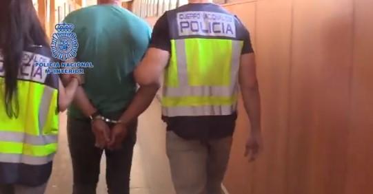 Detenido un fugitivo de las autoridades de Paraguay